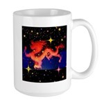 Chinese Lucky Dragon Large Mug