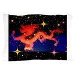 Chinese Lucky Dragon Pillow Case
