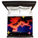 Chinese Lucky Dragon King Duvet