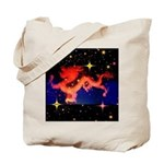 Chinese Lucky Dragon Tote Bag