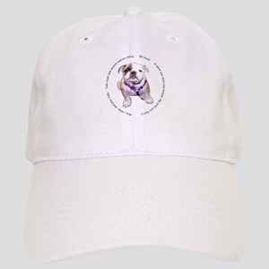 Loyal Bulldog Puppy Cap
