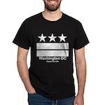 Washington DC Capital City USA Black T-Shirt