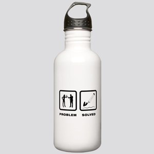 Kitesurfing Stainless Water Bottle 1.0L
