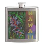 Hawaiian FireCracker Heliconia Flask