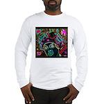 Neon Drag Diva Long Sleeve T-Shirt
