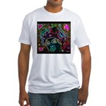Neon Drag Diva Fitted T-Shirt