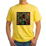 Neon Drag Diva Yellow T-Shirt