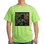 Neon Drag Diva Green T-Shirt
