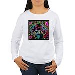 Neon Drag Diva Women's Long Sleeve T-Shirt