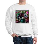 Neon Drag Diva Sweatshirt