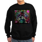 Neon Drag Diva Sweatshirt (dark)
