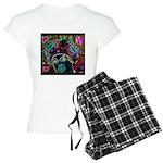 Neon Drag Diva Women's Light Pajamas