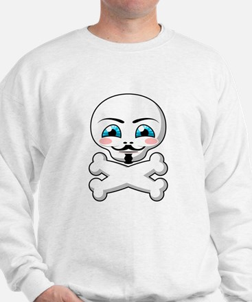 Guy Fawkes Day Sweatshirt (White)