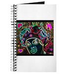 Neon Drag Diva Journal