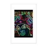 Neon Drag Diva Mini Poster Print