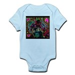 Neon Drag Diva Infant Bodysuit