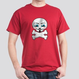 Guy Fawkes Day T-Shirt (Dark Red)