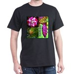 Native Hawaii's Tropical Flora Dark T-Shirt