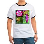 Native Hawaii's Tropical Flora Ringer T