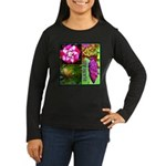 Native Hawaii's Tropical Flora Women's Long Sleeve