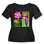 Native Hawaii's Tropical Flora Women's Plus Size S