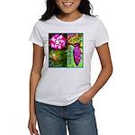 Native Hawaii's Tropical Flora Women's T-Shirt