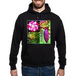 Native Hawaii's Tropical Flora Hoodie (dark)