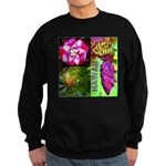 Native Hawaii's Tropical Flora Sweatshirt (dark)
