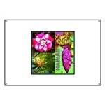 Native Hawaii's Tropical Flora Banner