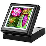 Native Hawaii's Tropical Flora Keepsake Box