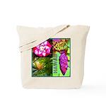 Native Hawaii's Tropical Flora Tote Bag