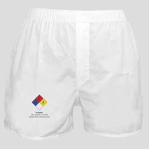 """""""Unstable"""" Boxer Shorts"""