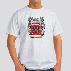 Fernandez Coat of Arms - Family Crest T-Shirt