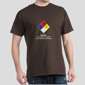 """""""Unstable"""" Dark T-Shirt"""