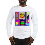 HRHSF Robotic ChestPlate Long Sleeve T-Shirt