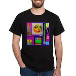 HRHSF Robotic ChestPlate Dark T-Shirt