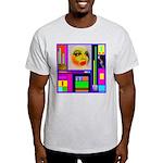 HRHSF Robotic ChestPlate Light T-Shirt