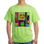 HRHSF Robotic ChestPlate Green T-Shirt