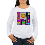 HRHSF Robotic ChestPlate Women's Long Sleeve T-Shi