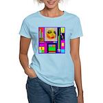 HRHSF Robotic ChestPlate Women's Light T-Shirt