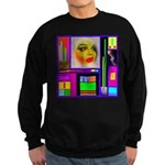 HRHSF Robotic ChestPlate Sweatshirt (dark)