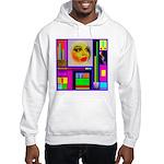 HRHSF Robotic ChestPlate Hooded Sweatshirt