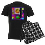HRHSF Robotic ChestPlate Men's Dark Pajamas
