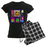 HRHSF Robotic ChestPlate Women's Dark Pajamas