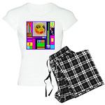 HRHSF Robotic ChestPlate Women's Light Pajamas
