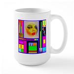 HRHSF Robotic ChestPlate Large Mug