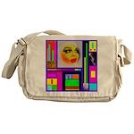 HRHSF Robotic ChestPlate Messenger Bag