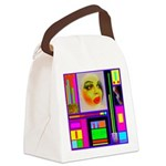 HRHSF Robotic ChestPlate Canvas Lunch Bag