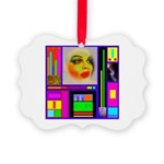 HRHSF Robotic ChestPlate Picture Ornament