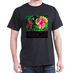 Hawaiian Hibiscus Cupid Shirt Dark T-Shirt